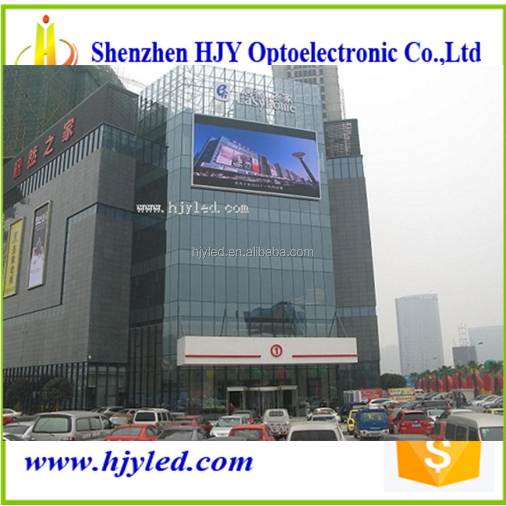 New product P10 outdoor advertising full form of led screen