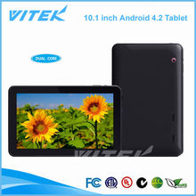 Alibaba 10.1 inch Android 4.2.2 Allwinner a20 Tablet PC