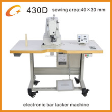 industrial box stitch sewing machine