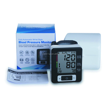 Househould blood pressure holter monitor connected to computer