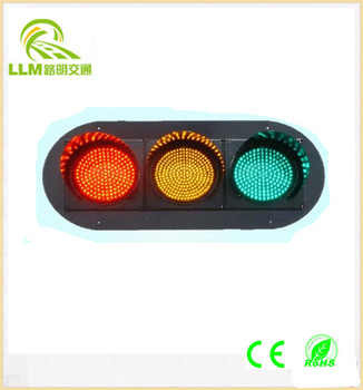 New design OEM/ODM manufactuer horizontal /vertical installation led traffic signal light