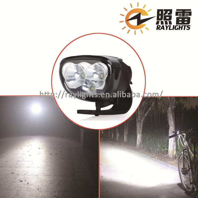 3 x Cree XM-L T6 light for bike bicycle led light bar electric bicycle light bulb with low price