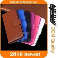 mobile phone accessories case leather phone case flip cover case for samsung galaxy j1 ace