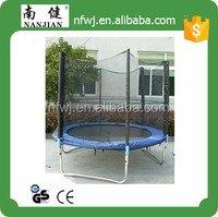 adults bungee jumping trampoline without safety net for wholesale 6ft - 10ft