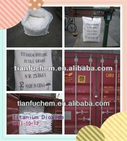 Professional supplier of Titanium Dioxide Rutile (TiO2)