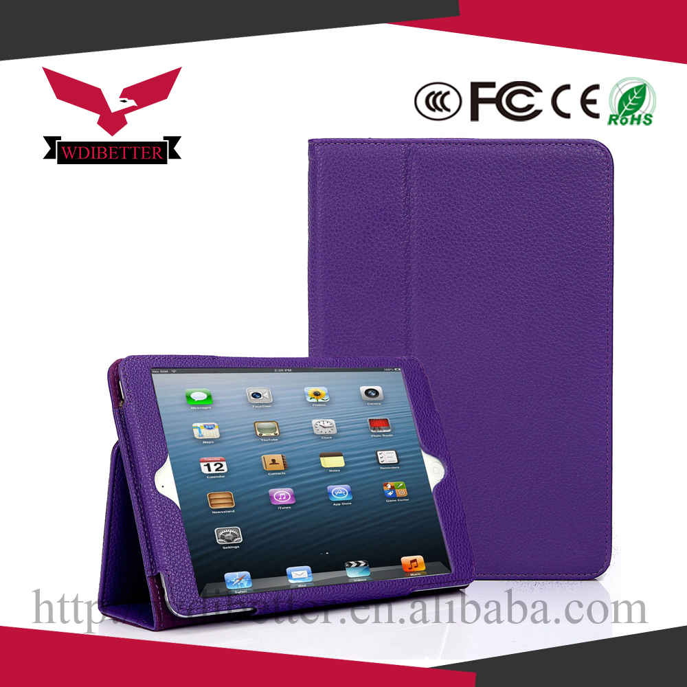 Customized For I Pad Air Stand Cover With Pen