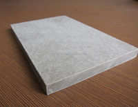 Environmental protection light composite fiber cement board for prefabricated house