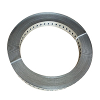 Punched Steel Banding strap with holes