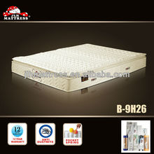 2013 european size mattress from chinese factory B-9H26