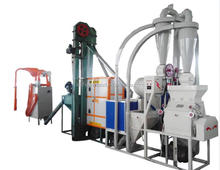 agriculture wheat flour milling machine with price made in india