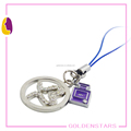 Cute Little diamnd pendant KEYCHAIN Novelty Items for men women Mobile phone pendant