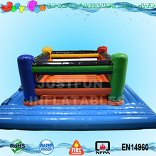 indoor interactive inflatable wrestling ring sports games