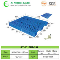 No.154 Rackable plastic paper pallet