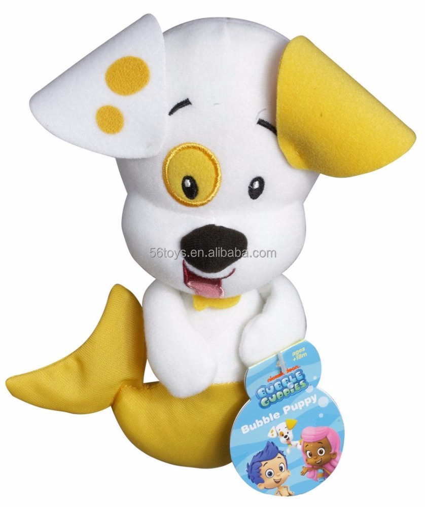 Bubble Guppies Friends Puppy Plush