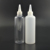 30ml/60ml/100ml/120ml Tattoo Ink PET Bottle With Twist Cap