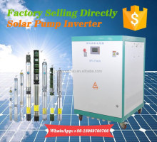 MPPT off grid 75kw solar pump inverter for without batteries system