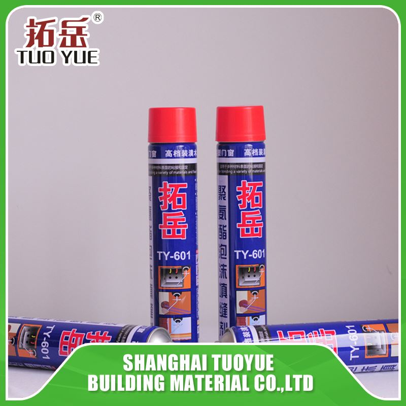 Good adhesion polyurethane spray foam waterproof