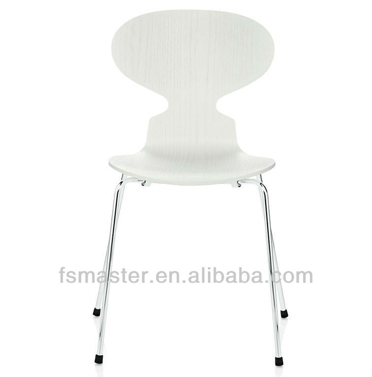 Arne Jacobsen Chaise Fourmi Replique Palywood Pour Manger