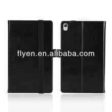 Stand Leather Case With Pen Slot For Samsung Galaxy Tab Pro 8.4