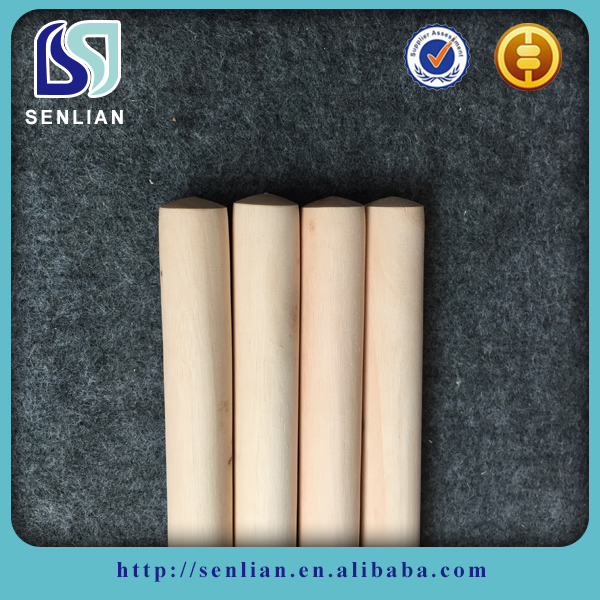 long-time life natural wood broom sticks hot sale