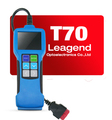 OBDII/EOBD scan tool Multi Language Auto Code Reader T70