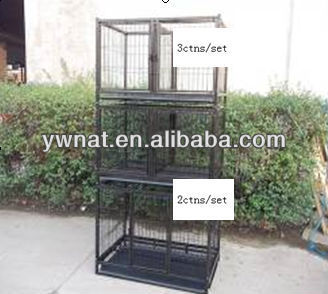 New dog cage,stailess steel metal folding dog cages,suitable style dog cages