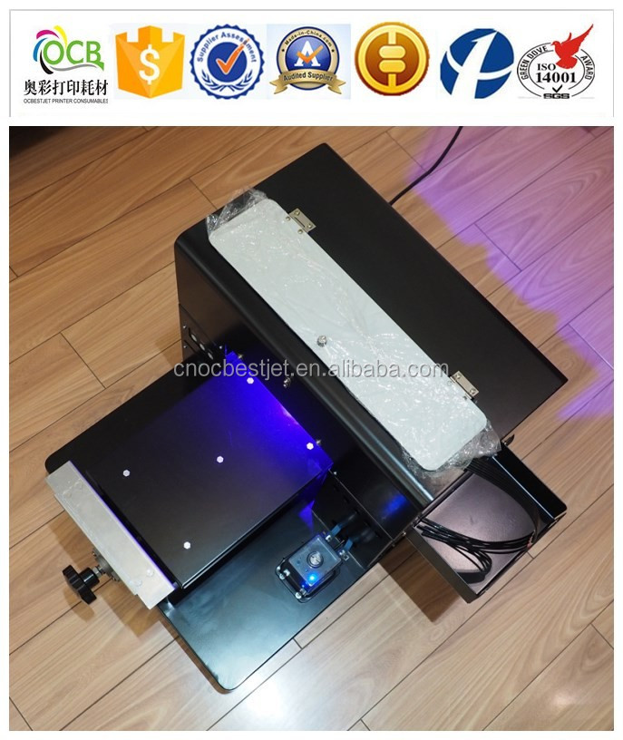 ocbestjet uv flatbed uv led printer price