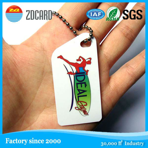 china manufacturer rfid custom print nfc tag from rfidhy