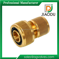 JD-2224 Brass Garden Hose Pipe Adapter