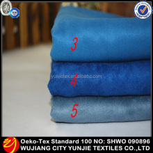 High Quality Fashion Microfiber Polyester Suede Bus Seats Fabric
