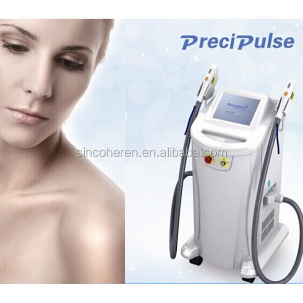 wholesale price SHR IPL Laser forever hair removal ipl laser professional hair removal machine