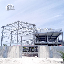 pre-engineered galvanized steel structure building/workshop/factory/warehouse