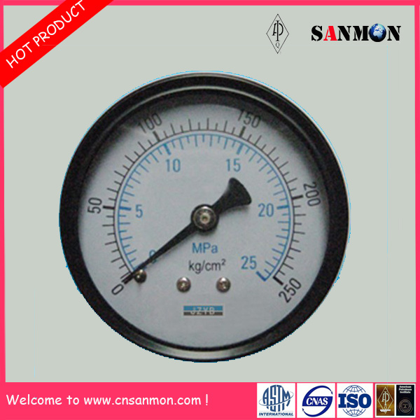 Drill Tools API Mud Pump Pressure Gauge For Petroleum