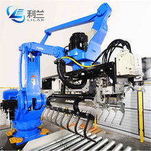 Customized size Industry Equipment automatic abb robotic arm for stacking