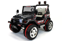 2016 Jeep Wrangler Style Power Kids 12V Ride on Toy with Remote Control Battery Wheels Rc Car for Kids