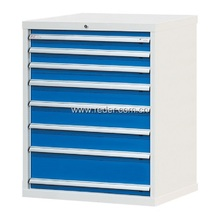 Lowest price light blue free standing cabinet drawer
