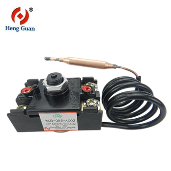 Hot Sale capillary thermostat for water heater