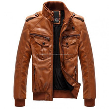 Leather Jackets / Leather Jacket made chowhide bomber jacket / Leather Garments in Pakistan