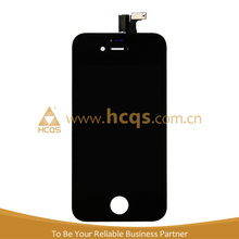 Repair parts for apple for iphone 4 lcd mobile phone display for iphone 4