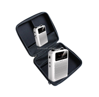 high quality EVA wireless microphone audio case
