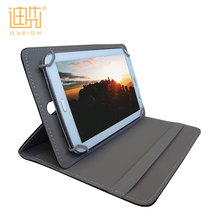 Customized color / size pu leather shockproof 8 inch tablet case , stand flip cover case for tablet