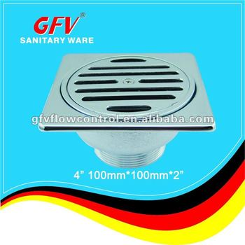 BFD-0001 TOTO type floor drain