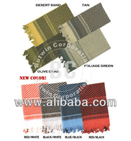 100% Cotton Military Desert Shemagh/Scarfs , Military Shemagh Scarf / Desert Scarf