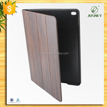 High-end Classic Bamboo Wood leather Cover for Apple pad Air/Wood for Ipad Air 2 mini4 Case accessories