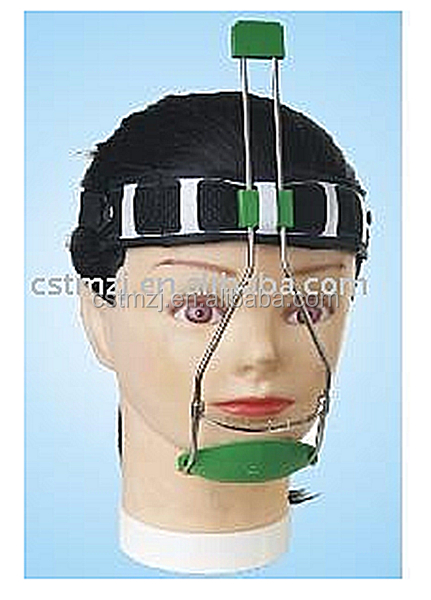 orthodontic headgear and face mask