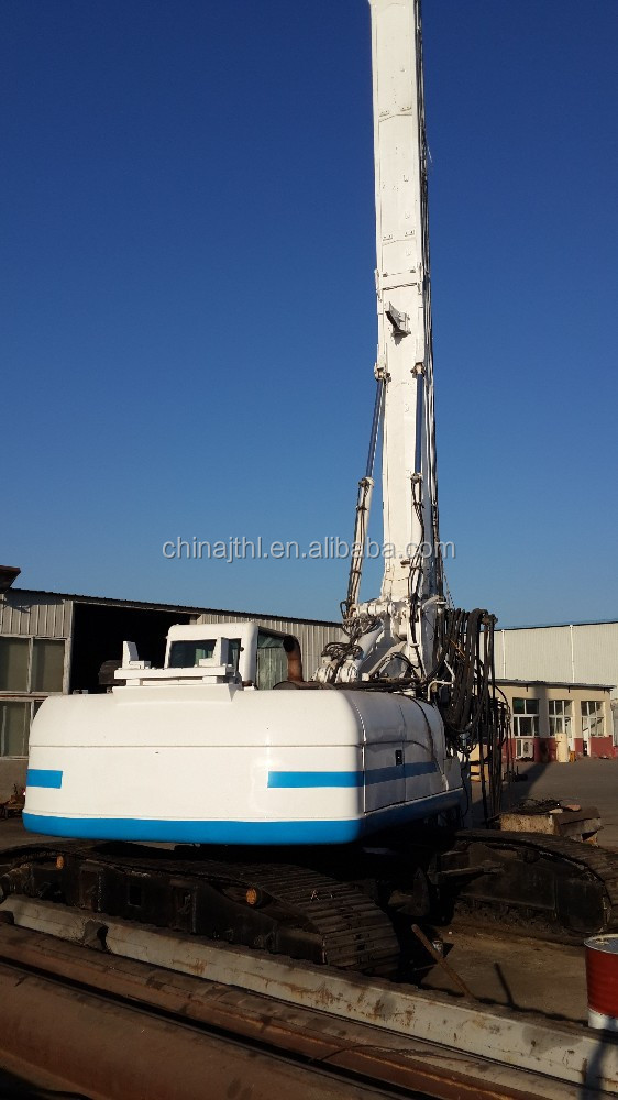 Used good condition Soilmec SR518 piling rig to sale