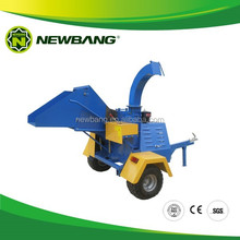 Hydraudic Diesel Wood Chipper with CE