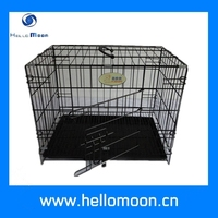 High Quality Durable Foldable Wire Iron Folding Dog Pet Cage