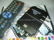 Export the Middle East, Africa, Singapore DVB-s receiver, satellite set-top box Mini Stick