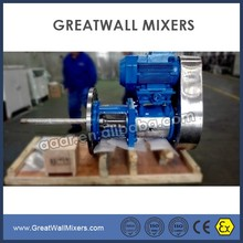 Agitator mixer
